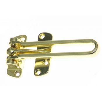 Łańcuch drzwiowy sztywny 2-mosiądz