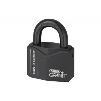 Kłódka antywłamaniowa Abus Granit 37/55, 2 klucze wyjmowany  pałąk