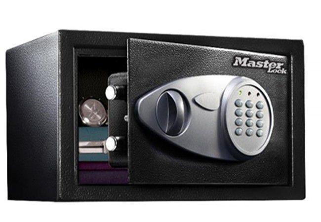 Sejf Master Lock X055ML z zamkiem elektronicznym, (wys. x szer. x gł.: 22 x 35 x 27cm)