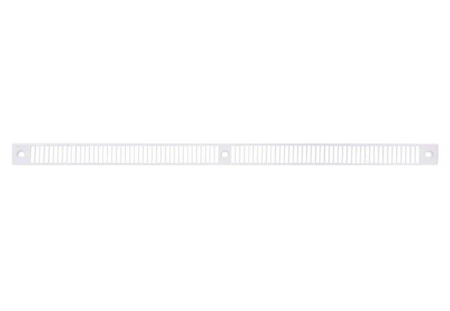 Czerpnia płaska GPE2A biała (43-H4-GRILLE)