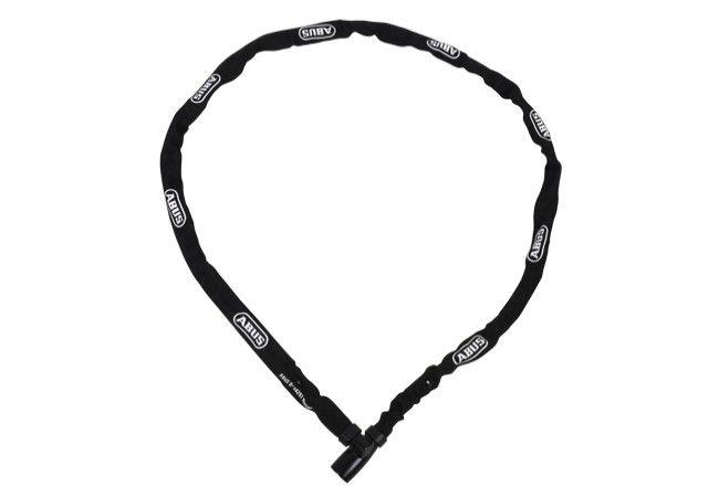 Zabezpieczenie rowerowe ABUS łańcuch 1500 Web/110, czarny