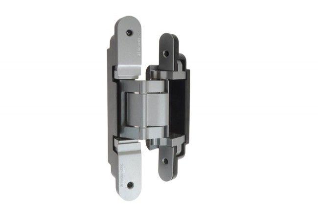 Zawias SIMONSWERK TECTUS TE380 3D do drzwi przylgowych, kolor F1-chrom-satyna