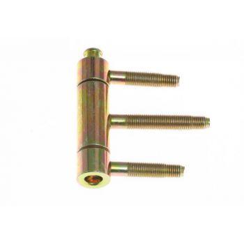 Zawiasa 320-200 Otlav wkręcana galwanizowana 3-cz. 20 mm