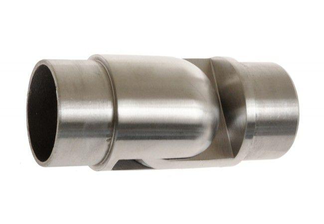 (9) Kolanko przegubowe 0-90stopni,szlif, na rurę D=42,4x2 mm,AISI304 (A/0302-242)