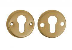 Szyld drzwiowy na wkład złoty