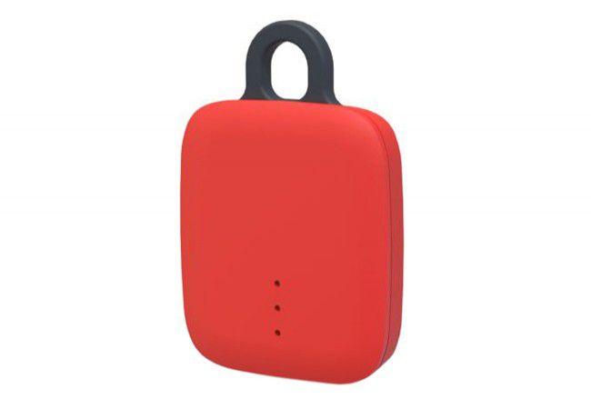 Lokalizator kluczy (brelok) notiOne go (bluetooth od ver. 4.0 LE), czerwony