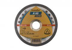Tarcza do cięcia metalu INOX 125x1 Extra Klingspor (262937)