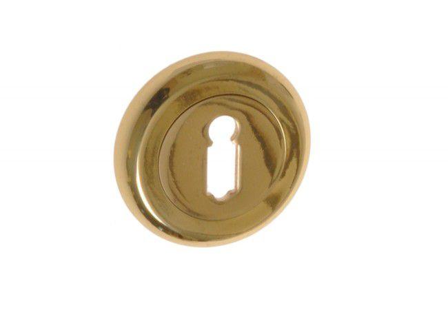 Szyld drzwiowy mosiądz n/klucz
