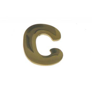 Litera LP 5 cm mosiądz