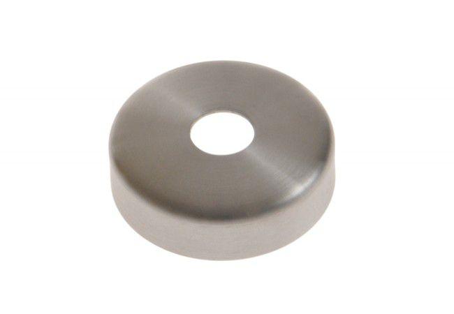 (24) Rozeta maskująca D=45 na rurę d=12 mm , nierdzewna AISI304