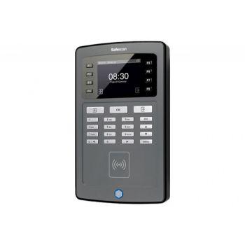 System rejestracji czasu pracy Safescan TA-8010 na karty zbliżeniowe RFID,podłączenie LAN