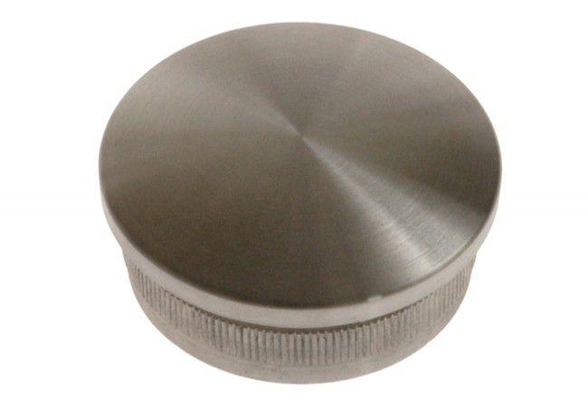(10) Zaślepka płaska na rurę D=42.4x2 mm,nierdzewna AISI304 (A/5729-242)