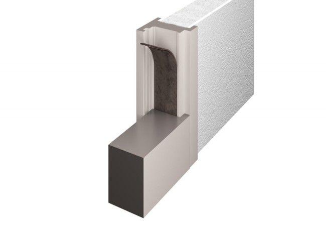 Uszczelka do drzwi przeciwpożarowych samoprzylepna Marvon Tecnoflame 30x2 mm,  (MA0TP213020S)