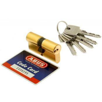 Wkładka bębenkowa Abus D10MM 50/50 mosiądz kl 5.2