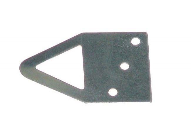 Uszko trójkątne 20x30 (100 szt. )