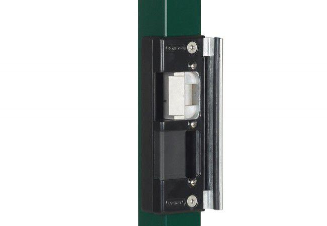 Elektrozaczep rewersyjny Locinox SEH-R Ruptura pod zamek wpuszczany H-Metal, 12V AC/DC