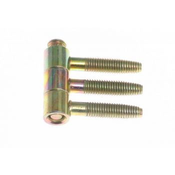 Zawiasa 300-130 Otlav wkręcana galwanizowana 3-cz. 13 mm