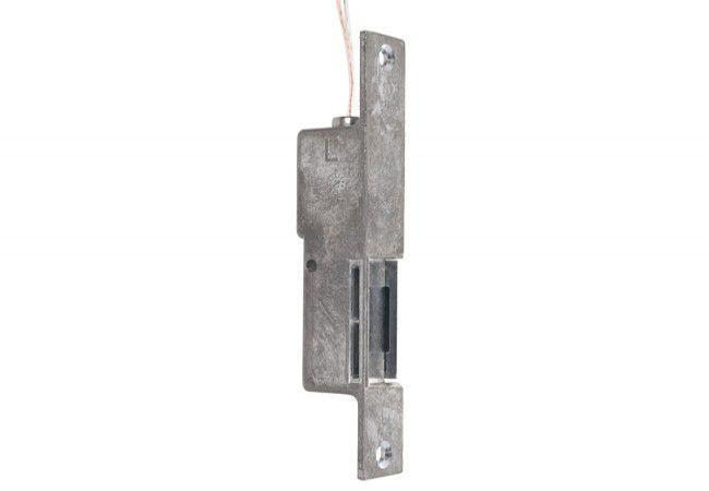 Zaczep elektromagnetyczny wąski R-2 lewy 12V