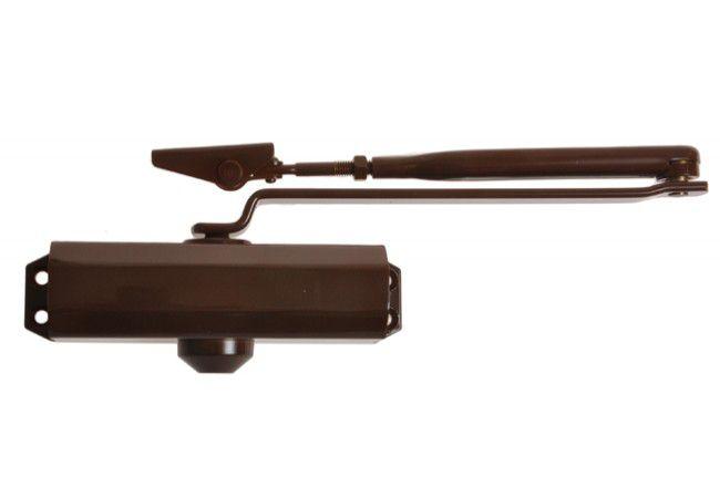 Samozamykacz TS-10 1-3 SGS brązowy z ramieniem