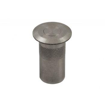 Maskownica w podł. 14 mm do zasuwy czołowej nikiel