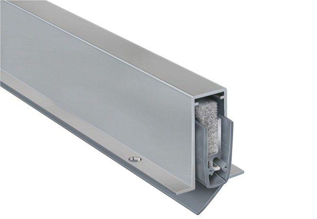 Listwa uszczelniająca progowa PLANET RF ze ściętą gumą,L-1050 mm, lewa LI-PL-000