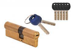 Wkładka bębenkowa do drzwi 32/43 klucze nawiercane 5+2