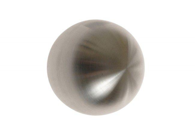 (10) Zakończenie nierdzewne na rurę 42 kula AISI304, D5
