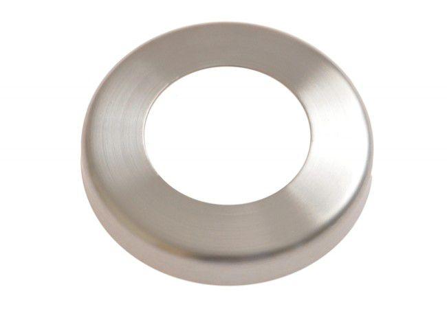Rozeta maskująca D=76 / d=42.4 mm nierdzewna AISI 304