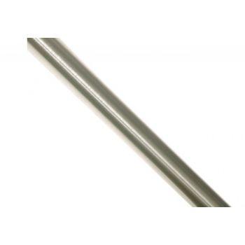 Rura stalowa fi-40 L-2400 mm nikiel(421-504)