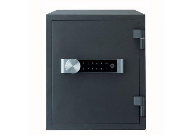 Sejf ognioodporny dokumentowy YALE YFM/420/FG2 (wym.420x352x433 mm WxSxG)